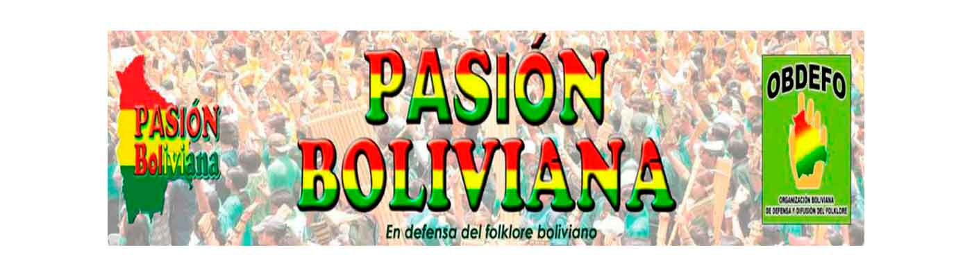 PASIÓN BOLIVIANA – RADIO ON LINE